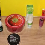 productos the body shop,