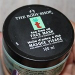 mascarilla the body shop, productos cosmetica