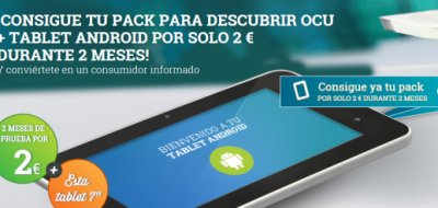 Tablet Android gratis