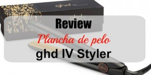 Review: planchas del pelo Ghd IV Classic Styler
