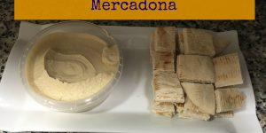Review hummus de Mercadona