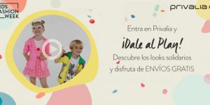 Ahorra y colabora con Unicef en la Kids Fashion Week de Privalia