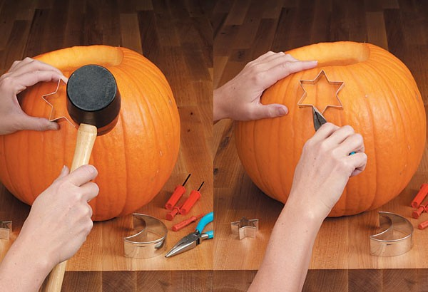 Diy c mo decorar calabazas para halloween for Como decorar una calabaza original