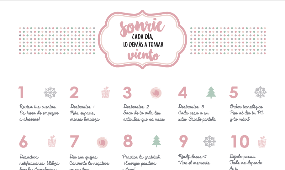 calendario adviento gratis