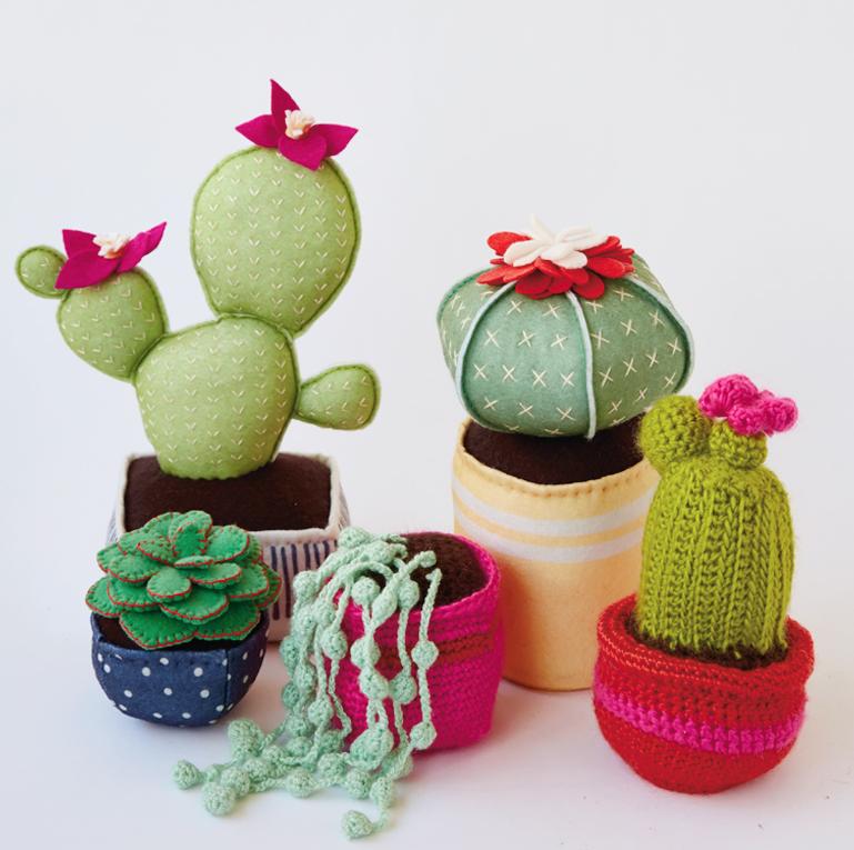 DIY: Haz tus mini cactus