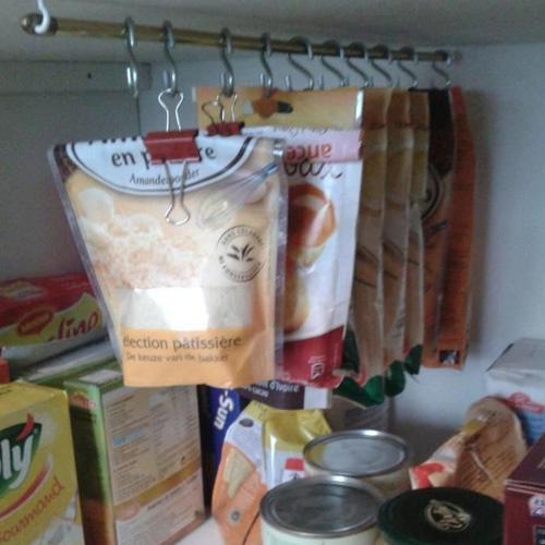 Aprovecha espacios en tu cocina