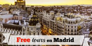 Free tours en Madrid