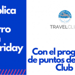 Cómo ahorrar este Black Friday con Travel Club