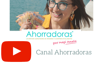 canal youtube Ahorradoras